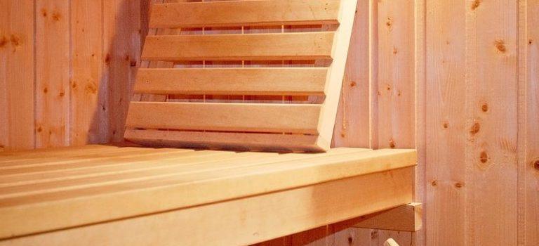Saunabänke – hochklassig und schön