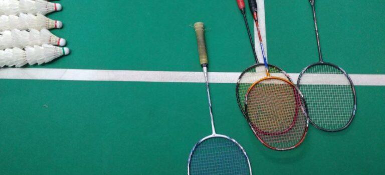 Badminton Tasche verschiedene Größen sowie Arten