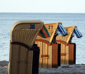 Strandkorb Luxus_