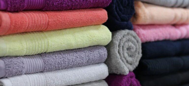 Hochwertige und nachhaltige Bio Handtücher